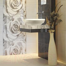 Плитка для стен ванной Ceramica Marconi Dream Marron (600x300)