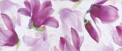 Декоративная плитка для ванной Ceramica Marconi Fortuna Digital Viola (600x250)