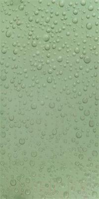 Декоративная плитка для ванной Ceramica Marconi Laguna Verde Krople Full (500x250)