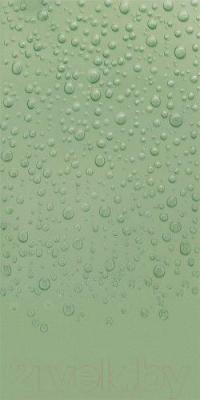 Декоративная плитка Ceramica Marconi Laguna Verde Krople Half (500x250)