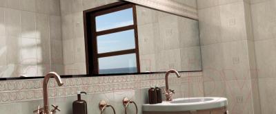 Бордюр для ванной Ceramica Marconi Trevi Beige Zywica (250x60)