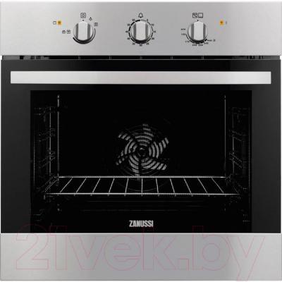 Газовый духовой шкаф Zanussi ZOG521317X