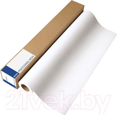 Бумага Epson Proofing Paper White Semimatte C13S042003