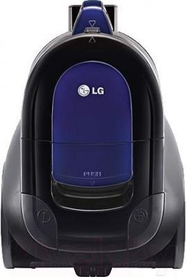Пылесос LG VK705W05NSP - общий вид