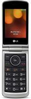 Мобильный телефон LG G360 (красный) -