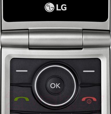 Мобильный телефон LG G360 (красный)