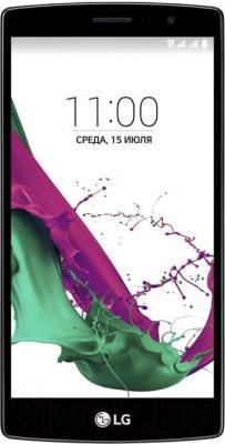 Смартфон LG G4S Dual / H736 (золотой) - общий вид