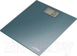 Напольные весы электронные Lumme LU-1306 (аквамарин)