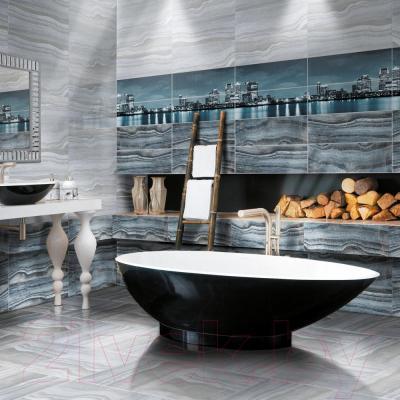 Декоративная плитка для ванной Керамин Аризона 2/4 (500x200)