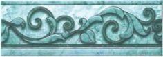Бордюр Керамин Афина 2 (200x71)