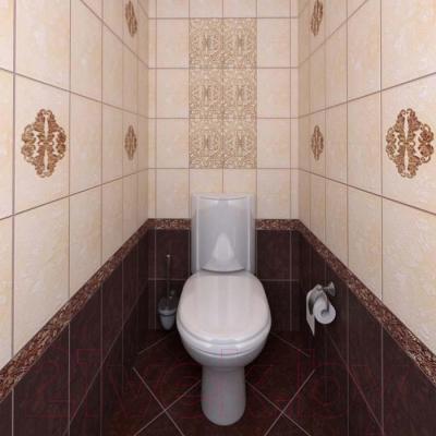 Декоративная плитка Керамин Панно Венеция 7 (300x200)