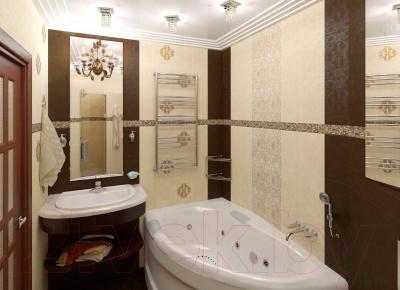 Плитка для пола ванной Керамин Венеция 7п (400x400)