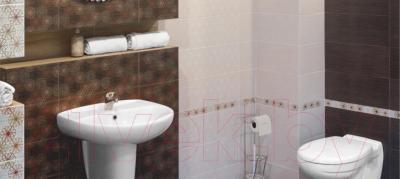 Плитка для пола ванной Керамин Дария 3п (400x400)