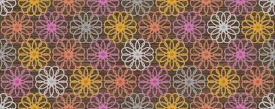 Декоративная плитка для ванной Керамин Панно Дария 4 (500x200)
