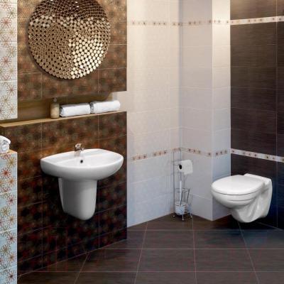 Бордюр для ванной Керамин Дария 7 (500x47)