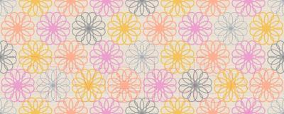 Декоративная плитка для ванной Керамин Панно Дария 7 (500x200)