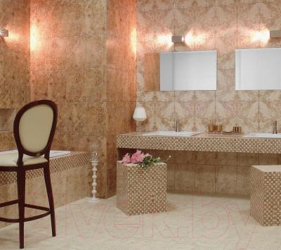 Плитка для стен ванной Керамин Делюкс 3т (400x275)