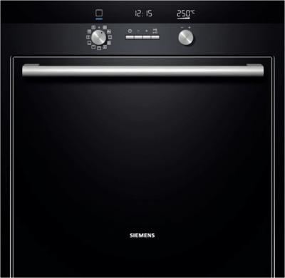 Электрический духовой шкаф Siemens HB75BC652F - вид спереди
