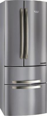 Холодильник с морозильником Hotpoint 4DX - общий вид