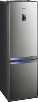 Холодильник с морозильником Samsung RL55TGBIH - вид спереди