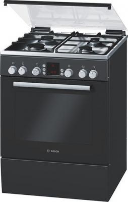 Кухонная плита Bosch HGV745365R - общий вид