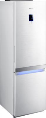 Холодильник с морозильником Samsung RL55TTE1L1 - вид спереди