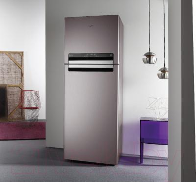 Холодильник с морозильником Whirlpool WTV 4597 NFCIX