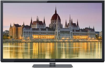 Телевизор Panasonic TX-PR42ST50 - вид спереди