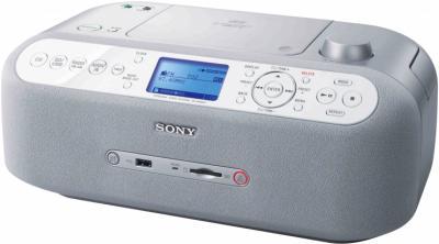 Магнитола Sony ZS-R100CP - общий вид