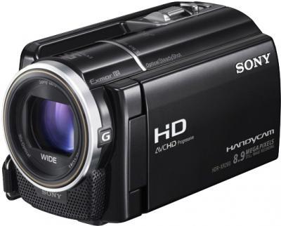 Видеокамера Sony HDR-XR260VE - общий вид