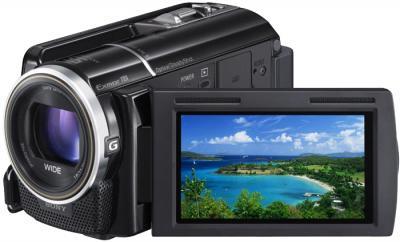 Видеокамера Sony HDR-XR260VE - дисплей