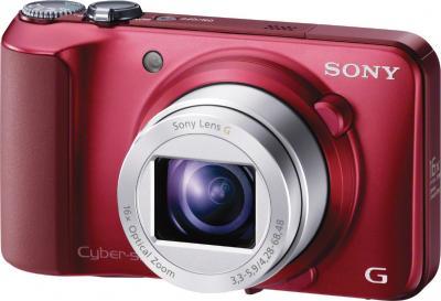 Компактный фотоаппарат Sony Cyber-shot DSC-H90 - общий вид