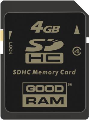Карта памяти Goodram SDHC (Class 4) 4GB (SDC4GHC4GRR9) - общий вид