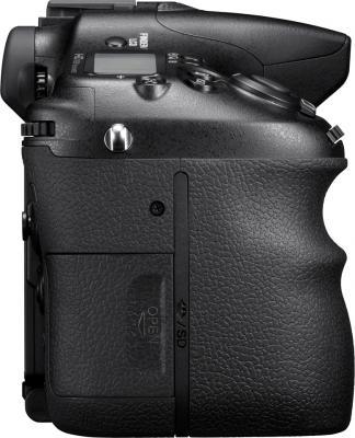 Зеркальный фотоаппарат Sony Alpha SLT-A77K - вид сбоку