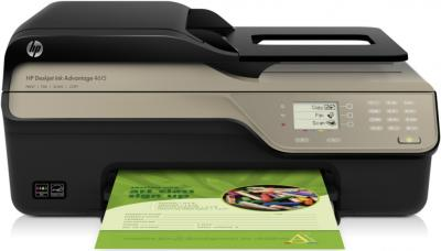 МФУ HP Deskjet Ink Advantage 4615 All-in-One (CZ283C) - общий вид
