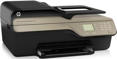 МФУ HP Deskjet Ink Advantage 4615 All-in-One (CZ283C) - общий вид