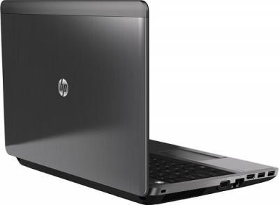 Ноутбук HP ProBook 4340s (B0Y43EA) - Вид сзади