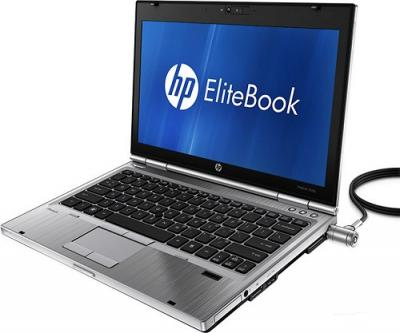 Ноутбук HP EliteBook 2560p (LY521EA) - Вид спереди