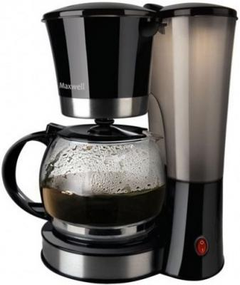 Капельная кофеварка Maxwell MW-1653 - вид спереди