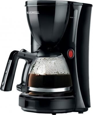 Капельная кофеварка Maxwell MW-1651 - общий вид