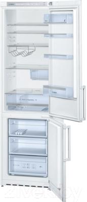Холодильник с морозильником Bosch KGS39XW20R - Общий вид