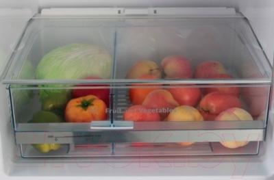Холодильник с морозильником Bosch KGS39XW20R