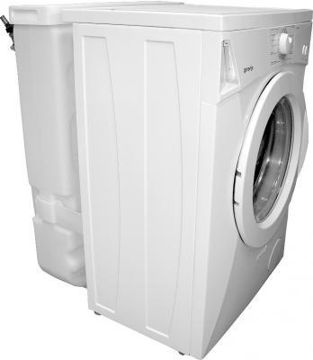 Стиральная машина Gorenje WS52Z105RSV  - резервуар для воды