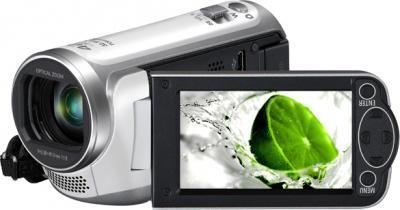 Видеокамера Panasonic HC-V100EE-W - дисплей