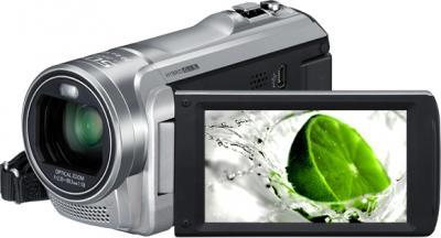 Видеокамера Panasonic HC-V500EE-S - дисплей