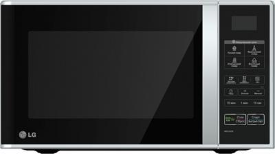 Микроволновка LG MS2342BS - вид спереди