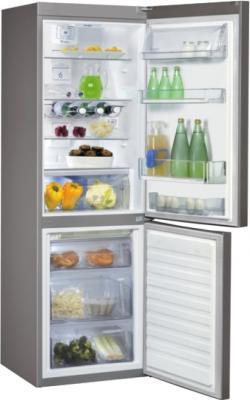 Холодильник с морозильником Whirlpool WBV 3387 NFCIX - внутренний вид