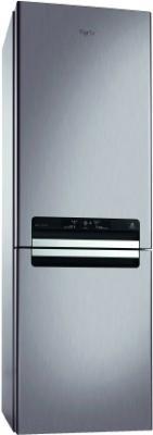Холодильник с морозильником Whirlpool WBV 3699 NFCIX - вид спереди