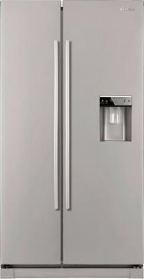 Холодильник с морозильником Samsung RSA1WHMG1 - вид спереди