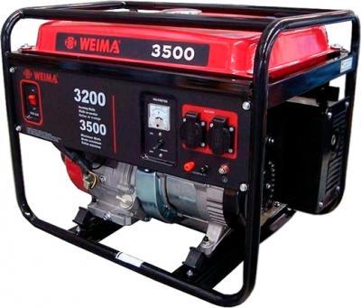 Бензиновый генератор Weima WM3500 - общий вид